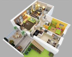 Residential Building Design Service, in Pan India