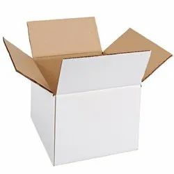 Double Wall 5 Ply Export Corrugated Box, Weight Holding Capacity (kg): <25 Kg