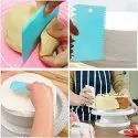 Side Scraper For Cake With Different Pattern Edge Cream Icing Fondant Cake Decorating Tools