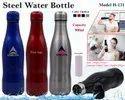 Steel Dome Flask Water Bottle