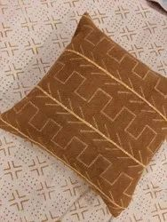 Hand Block Print Mud Cloth Cushion Cover