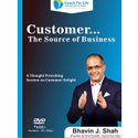 Customer.. The Source Of Business