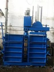 Hydraulic Waste Paper Baling Press 40 Ton