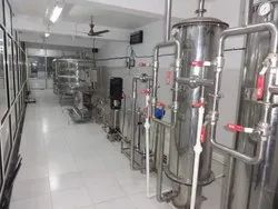 stainless steel 4000 lph ro plant