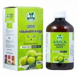 33 Herbals Natural Vitamin-C Amla Juice, Packaging Type: Plastic Bottle, Packaging Size: 500 ml