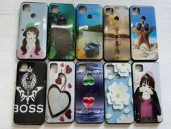 Plastic Printed Mobile Cover