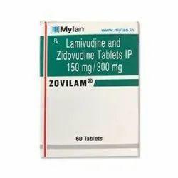 Lamivudine And Zidovudine Tablets 150 mg / 300 mg