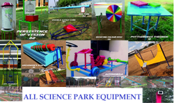 Plastic Science Park Equipment, Capacity: Unlimited