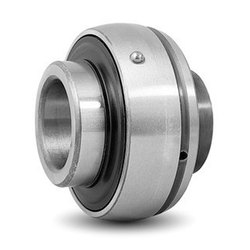 Mild Steel Radial Insert Ball Bearing, For Shaft, Machinery