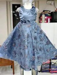 Girls Fancy Gown