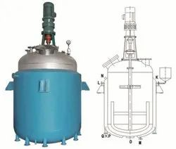 SS Chemical Reactor