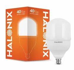 Halonix Plastic 40W Astron Jumbo LED Bulb, Base Type: B22