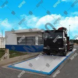 Cement Plant Weighbridge