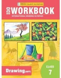 Indian Talent Olympiad Drawing Book For Class 7