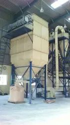 Pulse Jet Type Dust Collector