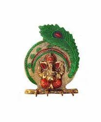 Lord Ganesha Key Holder Idol