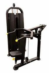 NFSporTech Shoulder Press Machine, For Gym, Model Name/Number: T21