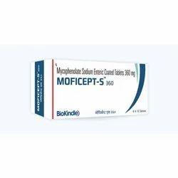 Mycophenolate Sodium Enteric Coated Tablet