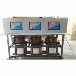 50 KVA Three Phase Servo Controlled Voltage Stabilizer