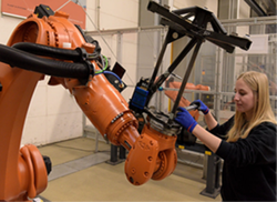 Advanced Robotics Training