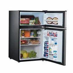 Whirlpool Mini Refrigerator, 52.9 Lb, Black