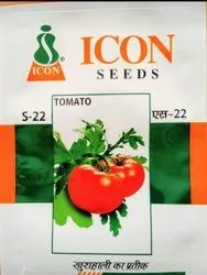 Icon Hybrid S22 Tomato Seed, Packaging Size: 50 Gm