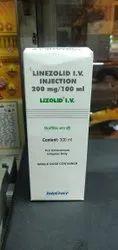 Lizolid 300ml IV Injection