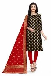 Fancy Banarasi Ladies Suits