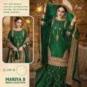 Shree Fab Mariya B Bridal Collection Georgette With Heavy Work Pakistani Suit Catalog