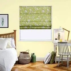 Cutomised Cotton Curtain Blinds, For Windows