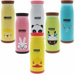 Assorted Life Is Beautiful Thermos Bottle 350 Ml