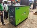 Kirloskar Single Phase Koel 12.5kva Diesel Generator Set