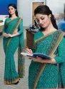 Fancy Uniform Saree