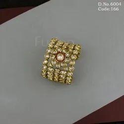 American Diamond Openable Bracelet