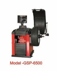 GSP-6500 3D Videographic Wheel Balancer