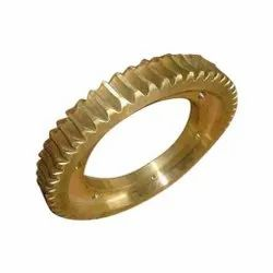 Bronze Gear Ring