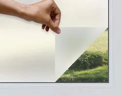 Frosted Crystal Glass Film, Packaging Type: Roll, Thickness: 0.5 Mm