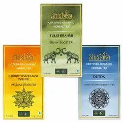 Tulsi Brahmi Organic Tea
