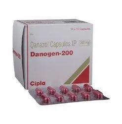 Danazol Capsules IP