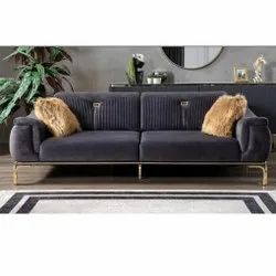 2 Seater Bedroom Sofa Set