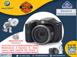 BIS Registration For Digital Camera
