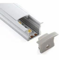 Lightron Square 839-A铝型材,用于建筑,13 X 13毫米