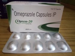 Oprem Omeprazole Capsule IP, For Anti Infective & Common Disease Medicines, Prescription