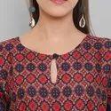 Women's  Ethnic Dress(J0173)