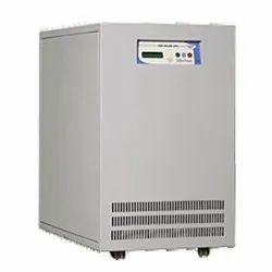 Three Phase UPS Stabilizer, Current Capacity: 60 A, 230 V Ac