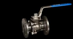 Stainless Steel Flanged End Ball Valve