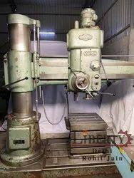 MAS 50 mm Radial Drilling Machine