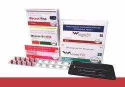 Methylcobalamin Alpha Lipoic Acid Pyridoxine HCl and Folic Acid Soft Gelatin Capsules