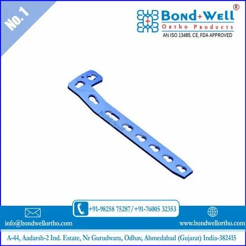 Orthopedic Implants LC DCP Locking Plates