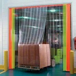 4mm PVC Strip Door